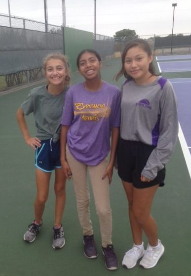 "The ""DYNAMITE"" Tennis Girls…."