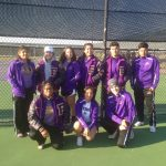 Check Out Your EHS Tennis Team Results @ Granbury