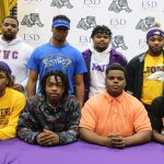 2019 Football Signing Day!! Check Out Our EHS College Bound Seniors! PICTURES….