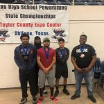 Boys Powerlifting STATE Meet Results!!!
