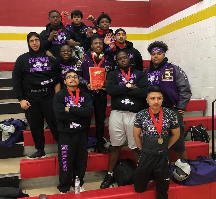 Powerlifting Results: S&S Consolidated Boys Invitational