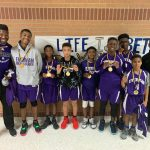 7th Grade Boys Basketball Team: Champions!!!