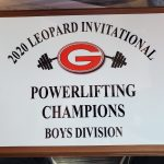 Champs!!! Boys Powerlifting: Gainesville Meet