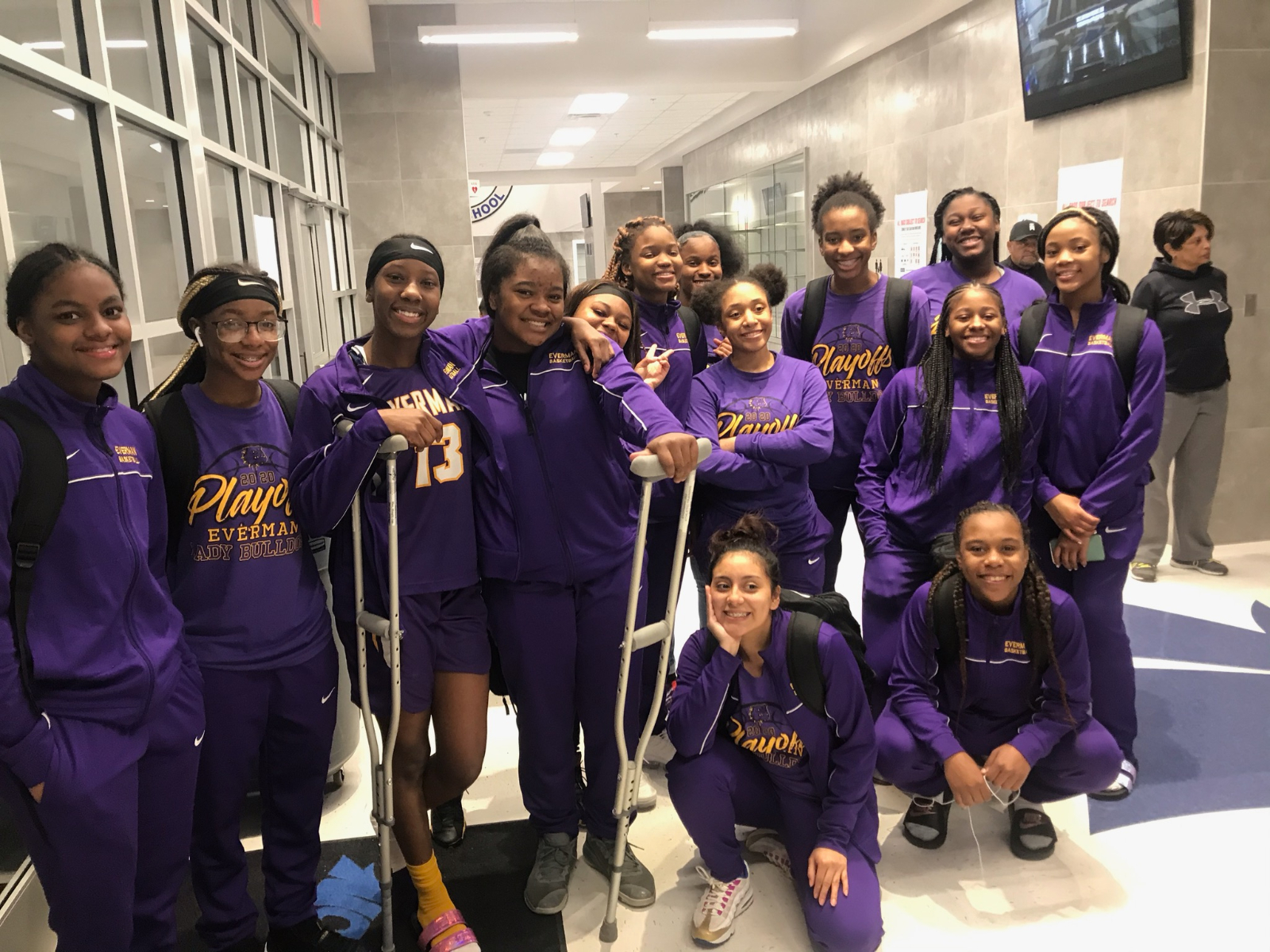 Bi-District Champs!!! Lady Bulldog Basketball (Area Round Info….)