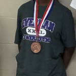 Girls Powerlifting Meet @ Prosper Results: Aza Nela!!!