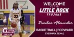 CONGRATS!!!! Trinitee Alexander: Signs a letter of intent to Little Rock