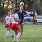 Girls Soccer vs. Community School