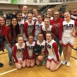 Wildcat Cheer Banquet – May 4