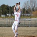 Marsh Valley Baseball Games on April 22