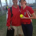 Congratulations to Buck Taylor for receiving 4th District 3A Softball Coach of the Year