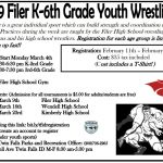 Youth Wrestling Info