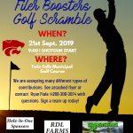 Filer Boosters Golf Scramble