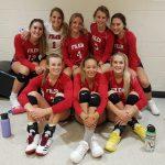 Filer Varsity Volleyball Girls beat Jerome 3-0