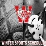 2019-2020 Winter Sport Schedules