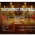 District Volleyball Information
