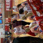 Girls Junior Varsity Basketball falls to Snake River 34 – 32