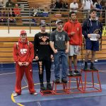Wrestling Results for January 17-18