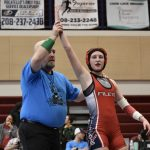 Wrestler Lauren Henderhan Places 6th at Girls State