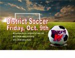 District Soccer Bracket