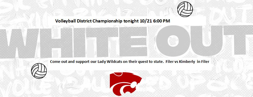 District Volleyball
