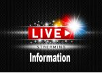 COVID Live Streaming Info