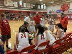 Girls Varsity Basketball falls to Burley 60 – 52