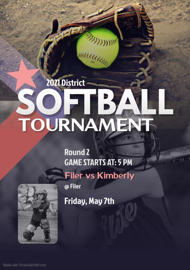 District Softball Round 2
