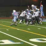 Ganesha High School Varsity Football falls to La Puente High School 35-28