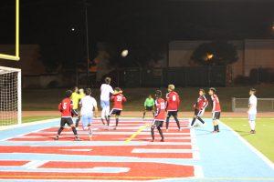 Varisty Soccer Vs Sierra Vista