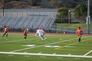 Girls JV Soccer Vs La Puente