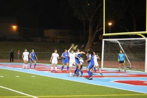Girls Varsity Soccer Vs Garey