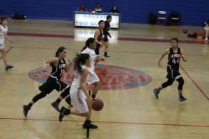 Girls Varsity Basketball Vs La Puente