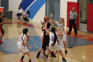 Girls JV Basketball Vs La Puente