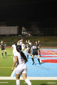 Girls Varsity Soccer Vs Pomona