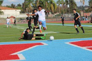 Boys Soccer: Ganesha Vs Northview