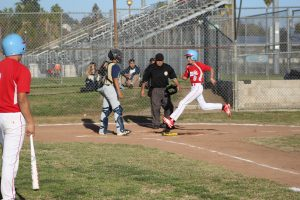 JV Baseball Vs South El Monte