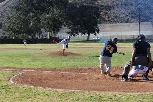 Varsity Baseball Vs South EL Monte