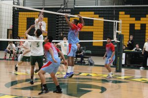 Volleyball Vs Damien High