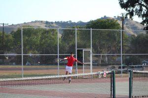 Boys Varsity Tennis Vs West Covina