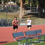 Girls Track Vs Ontario and Mountain View