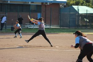 Softball Vs Western Christian