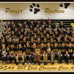 Pioneer Panthers – 2017 IHSAA Football Class A State Champions