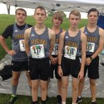BOYS' CROSS COUNTRY: Panthers fall to Winamac on new home course at Pioneer