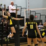 VOLLEYBALL: Panthers swept by Northwestern Tigers; JV remains unbeaten