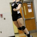 VOLLEYBALL: Panthers subdue LaVille Lancers in HNAC match; JV continues to win