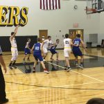 Boys 8th Grade Junior High Basketball beats Caston Jr-Sr 32 – 26