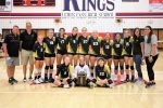 Varsity Wins 7th Straight Cass County Title