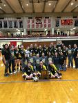 Pioneer Lady Panthers Claim the 2020 IHSAA Volleyball Class 1A Semi-State Championship