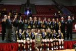 Pioneer Lady Panthers Win the 2020 IHSAA Volleyball Class A State Championship