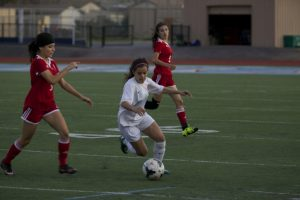ECV Lady Braves Soccer vs. Sweetwater